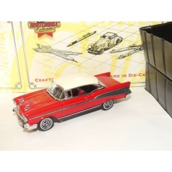 CHEVROLET BEL AIR 1957 Rouge MATCHBOX DYG02-M 1:43