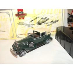 CADILLAC V16 1933 Vert MATCHBOX DYM35181 1:43
