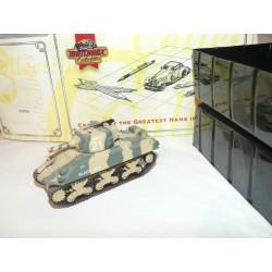 CHAR SHERMAN M4a3 105 Mm Camouflage MATCHBOX DYM37585 1:72