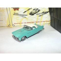 FORD THUNDERBIRD 1955 Vert MATCHBOX DYG08-M 1:43