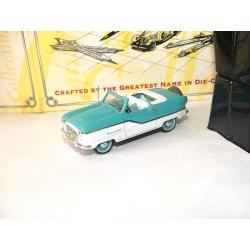 NASH METROPOLITAN 1958 Bleu et Blanc MATCHBOX DYG15-M 1:43