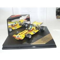 MARCH 701 GP DE FRANCE 1970 R. PETERSON QUARTZO 4107 1:43