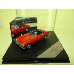 HONDA S800 Red Rouge VITESSE 086A 1:43
