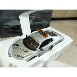 AUDI R8 5.2 DTM SAFETY CAR 2010 KYOSHO 09216DTM 1:18