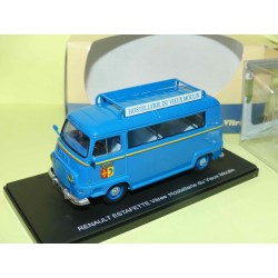 RENAULT ESTAFETTE HOSTELLERIE DU VIEUX MOULIN ATLAS 1:43