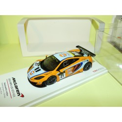 McLAREN MP4-12C GT3 GP MACAU 2011 D. WATTS TSM-MODEL 1:43 3ème