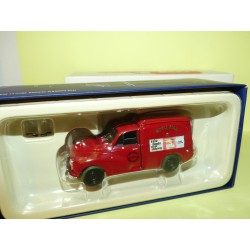 MORRIS MINOR 50cu.FT. MAILVAN ROYAL MAIL CORGI LP06542 1:43