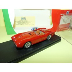 TALBOT LAGO T26 GS BARCHETTA MOTTO STRADALE ROSSA  JOLLY MODEL JL0597 1:43