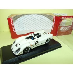 PORSCHE FLUNDER N°48 12H SEBRING 1970 S. Mc QUEEN BEST 9219 1:43 2ème