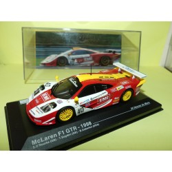 McLAREN F1 GTR N°40 LE MANS 1998 ALTAYA 1:43 4ème