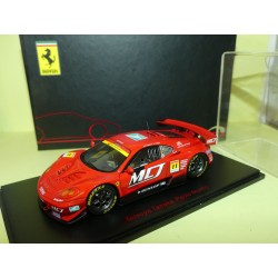 FERRARI 360 MODENA SUPER GT 300 JIM GAINER 2005 SPARK RED LINE 43744 1:43