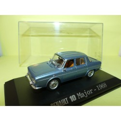 RENAULT 10 MAJOR 1968 BleuNOREV Collection M6 1:43