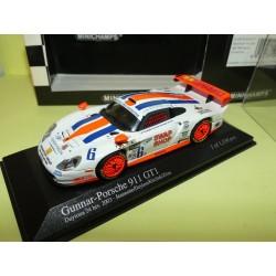 PORSCHE 911 GT1 N°6 24H DU DAYTONA 2003 MINICHAMPS 1:43 43ème Abd