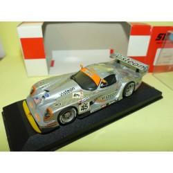 PANOZ GTR 1 N°45 LE MANS 1998 STARTER SL007 1:43 7ème
