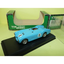 TALBOT LAGO T26GC N°8 LE MANS 1953 TOP MODEL TMC100 1:43 Abd