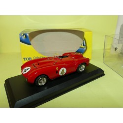 FERRARI 375 PLUS N°4 LE MANS 1954 TOP MODEL TMC002 1:43 1er