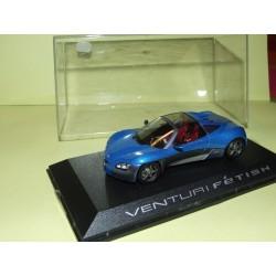 VENTURI FETISH Concept Car NOREV pour ALTAYA 1:43