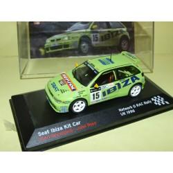 SEAT IBIZA KIT CAR RALLYE RAC 1996 ROVENPERA ALTAYA 1:43 8ème